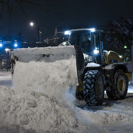 commercial snow and ice removal companies should provide clients a winter storm management plan