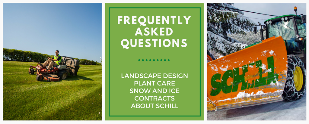 Commercial Landscaping and Snow Removal Frequently Asked Questions