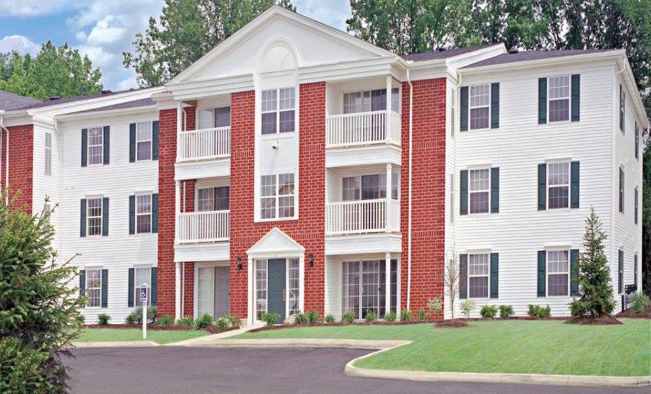 Eaton Ridge apartments in Northfield Ohio — Gross Builders