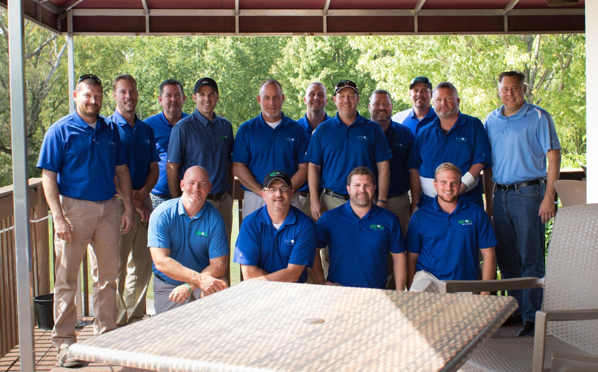 Schill staff