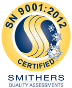 Schill just received our SN9001:2012 certification by Smithers Quality Assessments.
