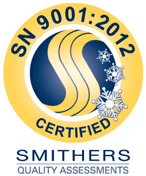 Schill recently earned the SN 9001:2012 quality management system certification after an audit by SQA.