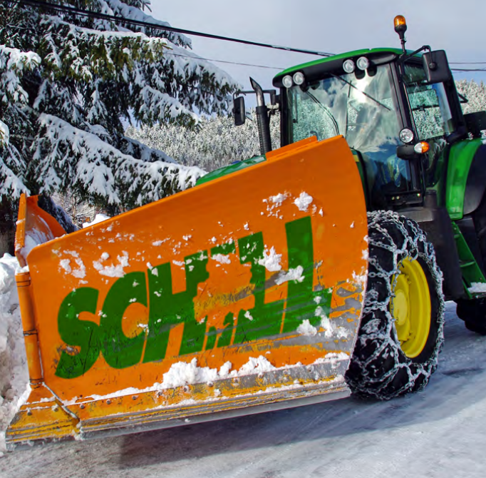 educated snow and ice removal professionals follow strict guidelines