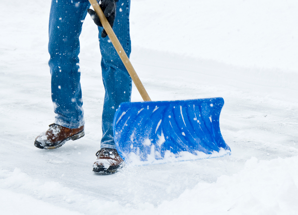 Snow and ice management is an emergency service