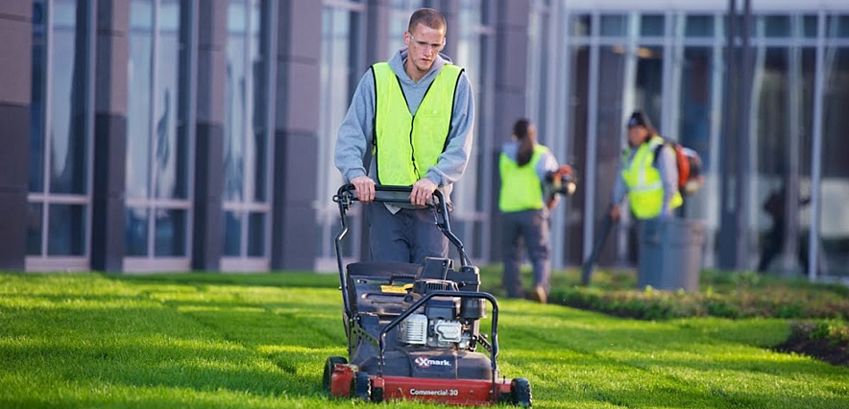 a final mowing is a key part of winterizing your lawn