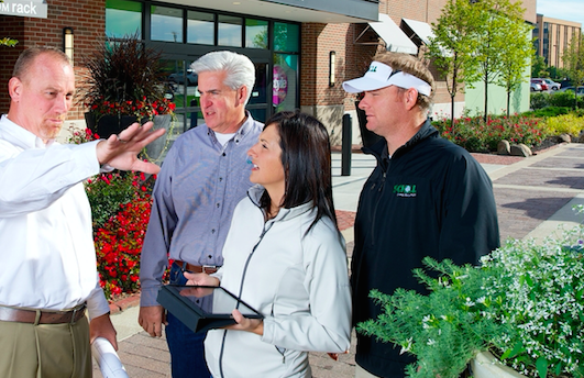 make room for commercial landscape enhancements in your 2016 budget