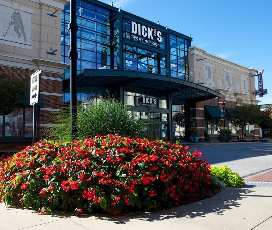 replacing plants at focal points on your property is a common commercial landscape enhancement