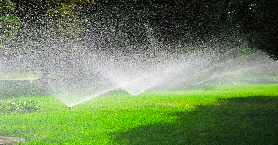 commercial irrigation systems can be retrofitted to improve performance