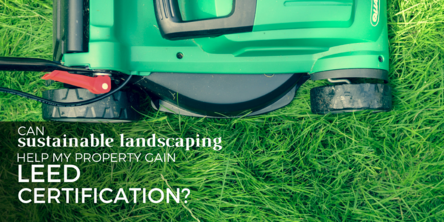 electric-lawnmower-sustainable-landscaping