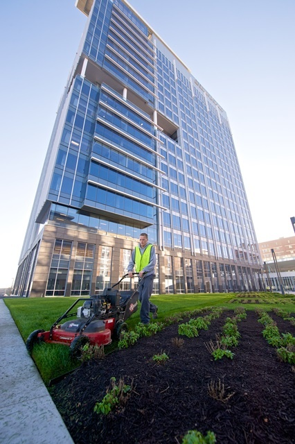 Commercial and Industrial Grounds Management Northern Ohio