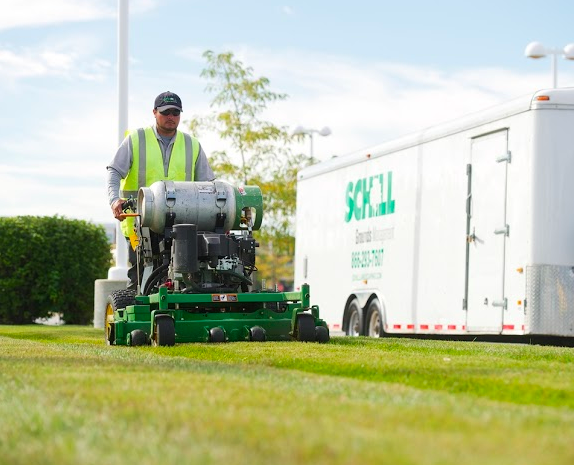 reputable commercial lawn care professional can give you honest advice on how to successfully care for your turf