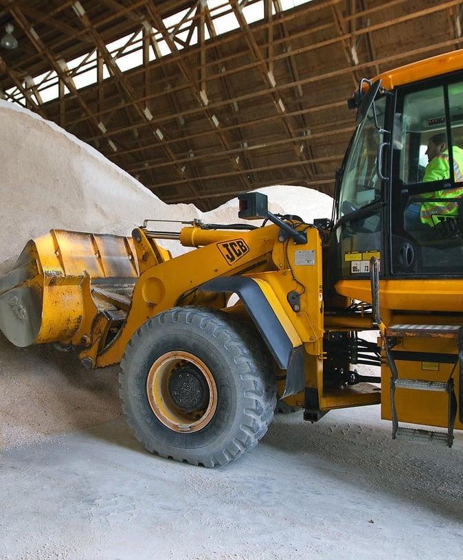 Salt-Truck