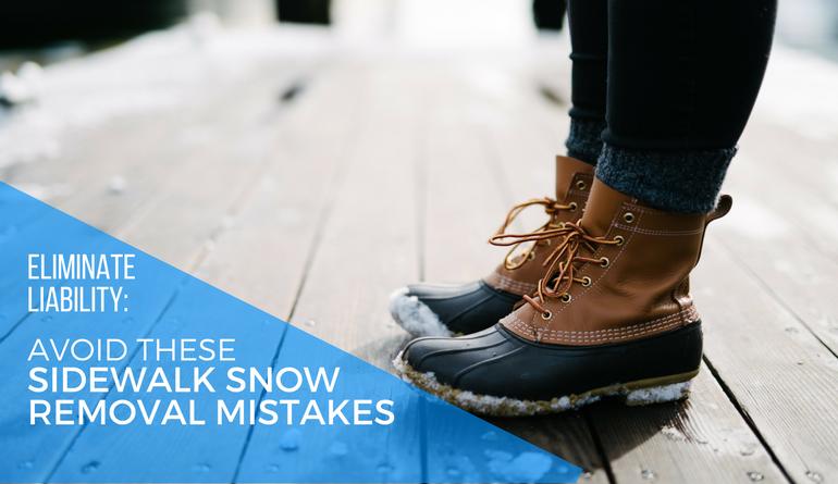 Sidewalk Winter Safety